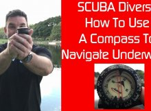 Underwater Navigation For Scuba Divers