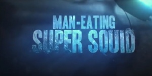 Man Eating Super Squid