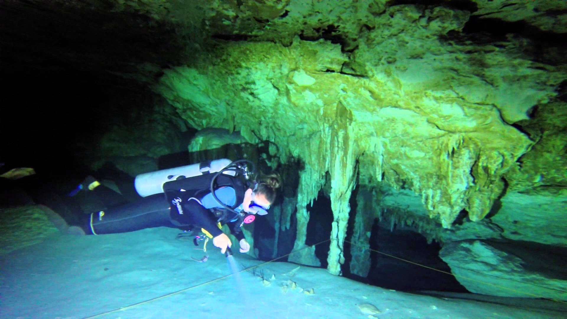Is It Cave Diving or Cavern Diving? - For Scuba Divers | 1920 x 1080 jpeg 166kB