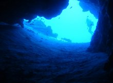 Cave Diving beyond Your Ability