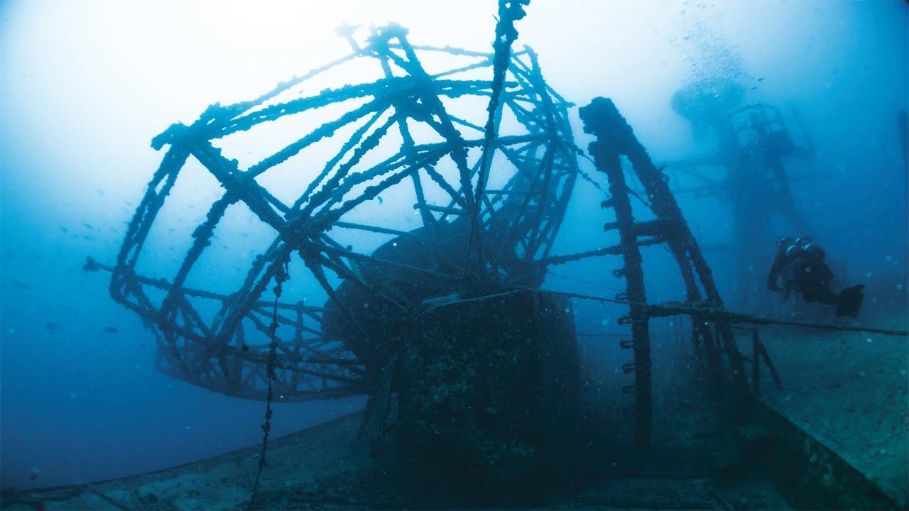 Best Dive Wrecks To Explore [Video]