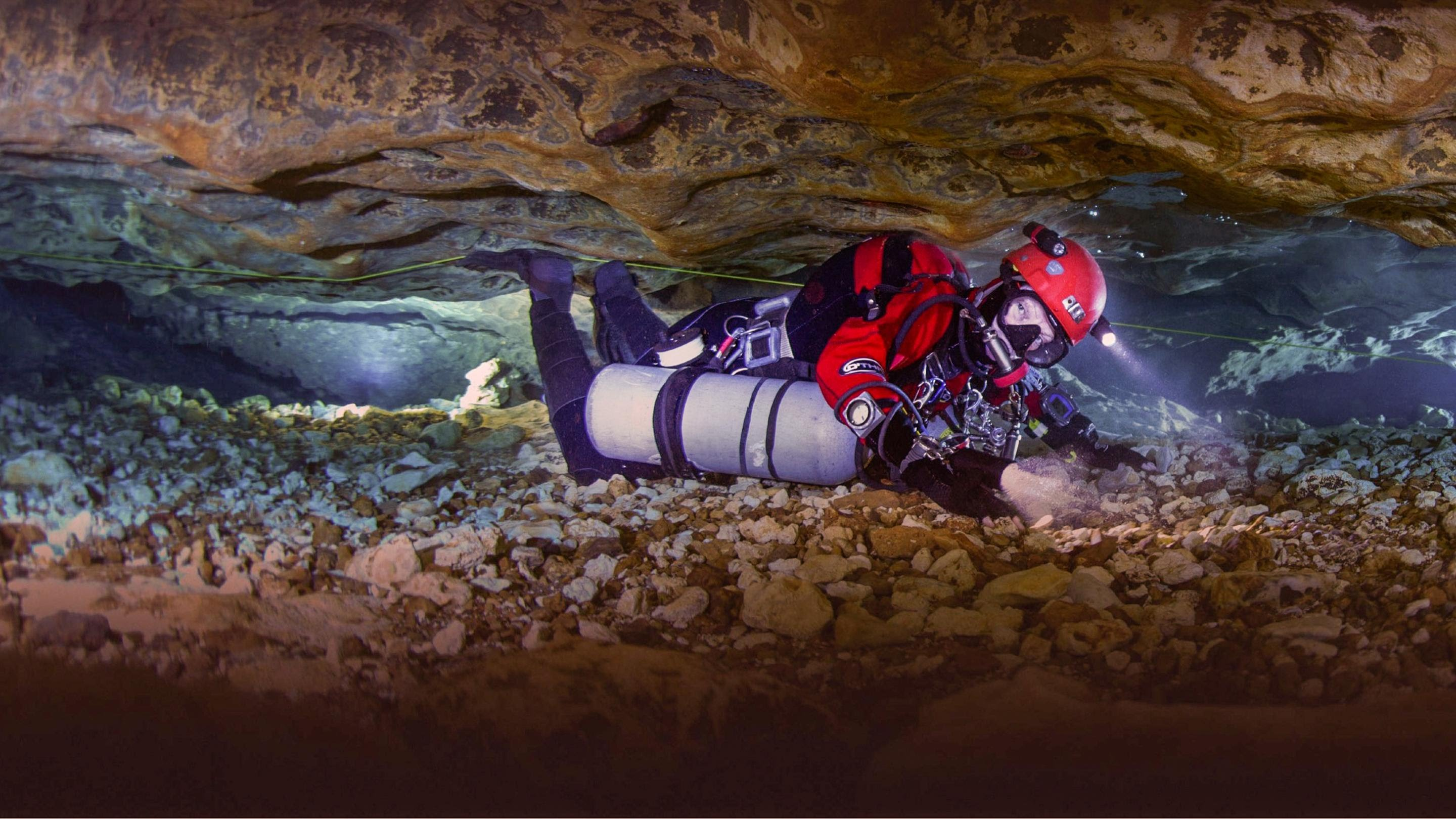Cave Diver Jill Heinerth Explains Cave Diving [Video