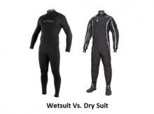 Wetsuit Vs. Dry Suit