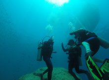 Know Your Limits When Scuba Diving