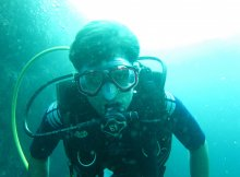 scuba diving motion sickness