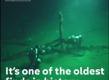 60 ancient Ship Wrecks Found in Black Sea