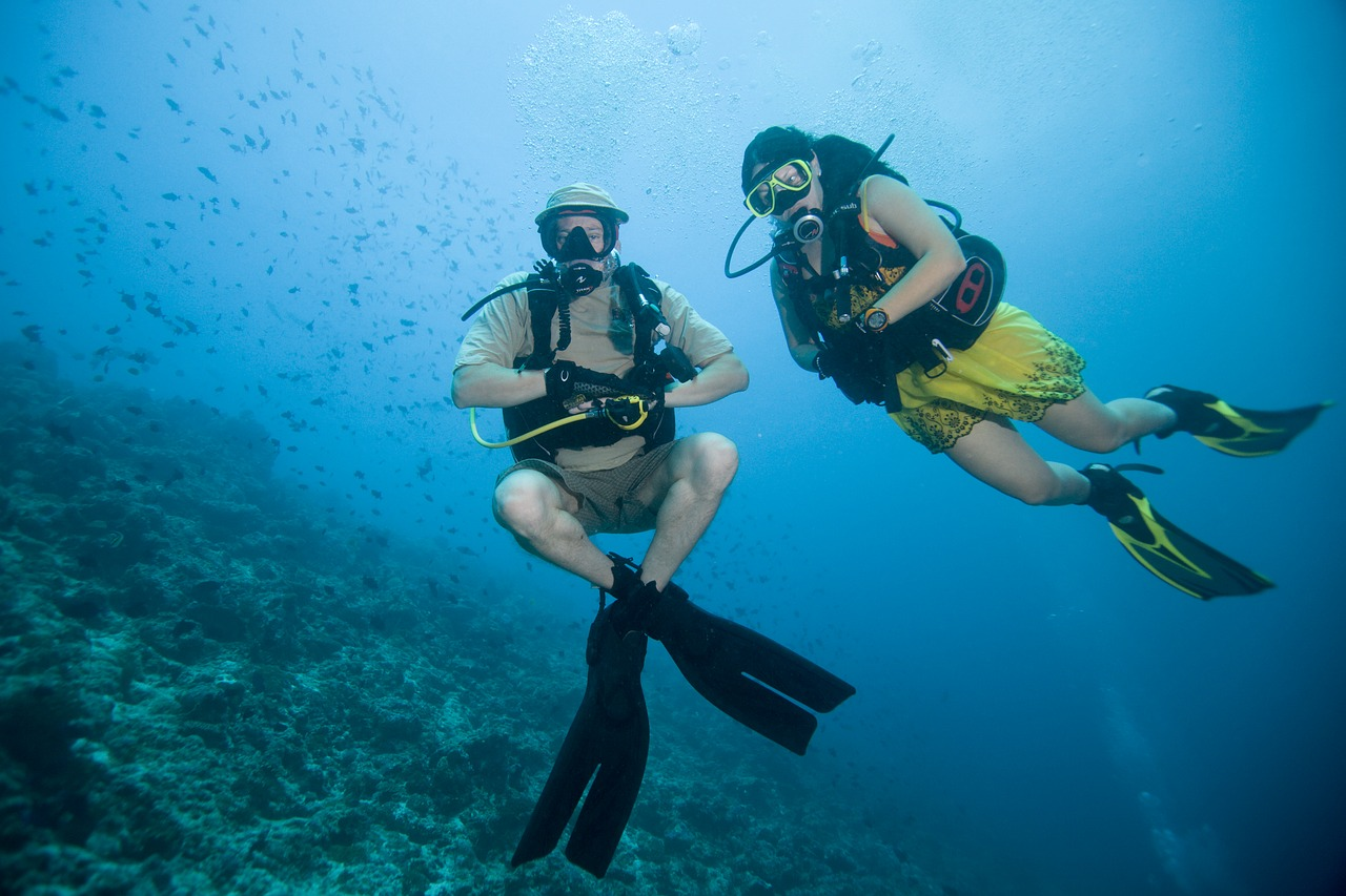 Buoyancy Calculation For Scuba Divers