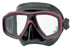 TUSA prescription Diving masks