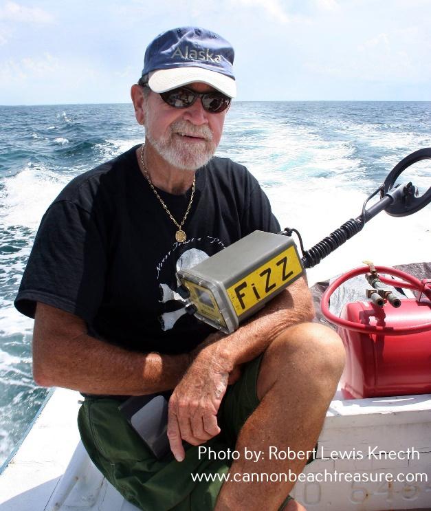 Capt. Fizz- Scuba Wize Treasure Diving