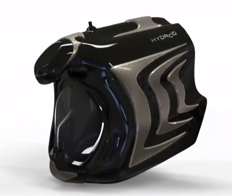 Hydroid Full Face Diving Mask