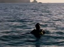 Diver Lost 4 Days At Sea