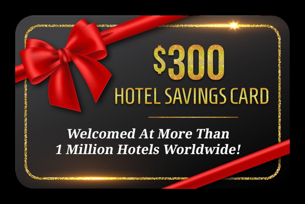 Hotel Savings Card