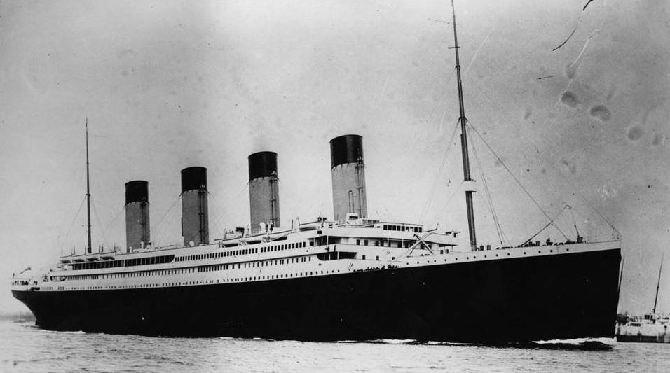 Titanic Virtual Dive Fundraiser