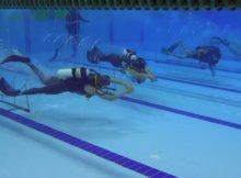 Sport diving - Competitive Scuba Diving