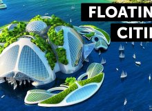 Floating Cities - Past & Future