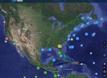 Shark & Marine Life Tracker