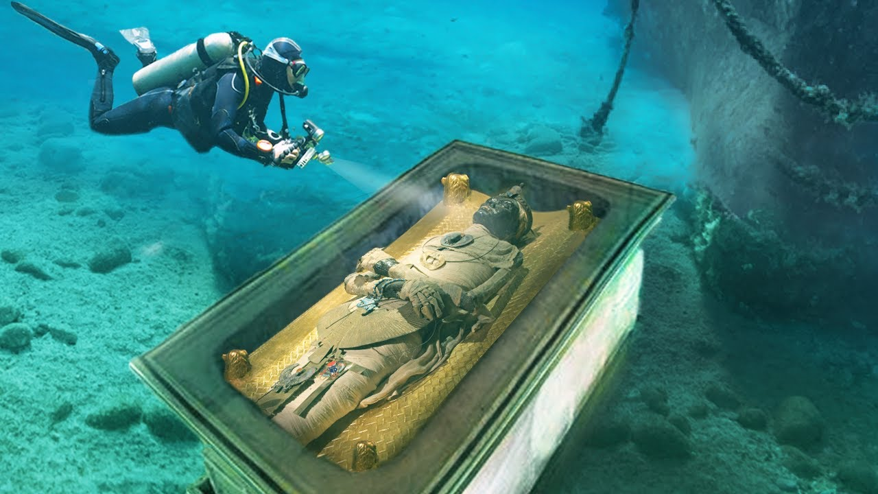Underwater Discoveries