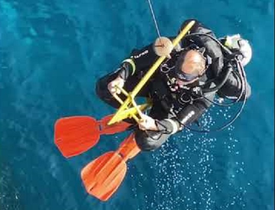 Diver's Lift Chair - Frying pan Tower