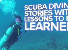 Diver's Scuba Stories and Lessons Learned