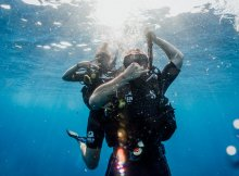 Buoyancy Calculation For Scuba Divers