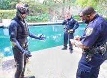 Diving For Urban Treasure