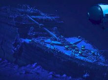 Diving The Titanic Expedition 2021