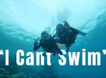 Swim To Scuba Dive?