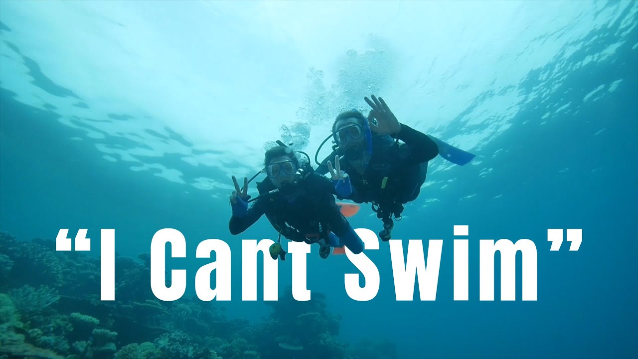 Swim To Scuba Dive?