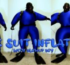 Dive Suit Blowup