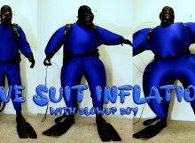 Dive Suit Blowup