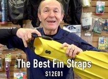 Fins Straps For Scuba Divers