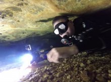 Extreme Cave Diving Florida