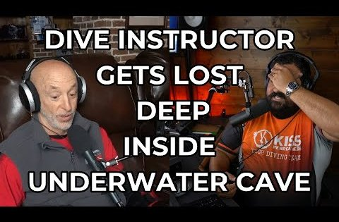 Crazy Cave Dive By Open Water Dive Instructor Critiqued