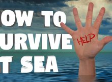 How To Survive At Sea - What To Do If Your Are Lost While Scuba Diving