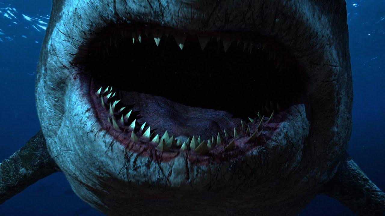Megalodon The Revenge - An Animation